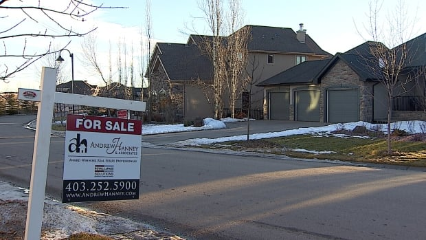 This tiny hamlet south of Calgary has 27 homes for sale for more than $1 million.
