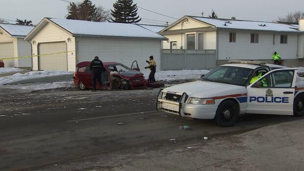 Car vs. House Edmonton