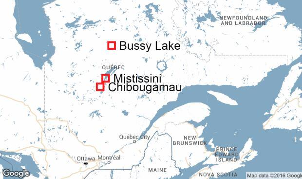 Bussy Lake
