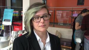 Carleton University researcher Dr. Dawn Moore