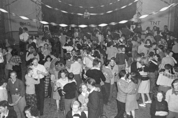 Dancing Calgary archives