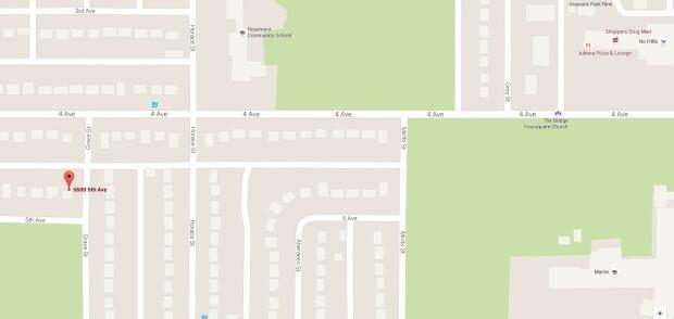 5600 block of Regina
