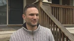 Kitsilano resident Kristian Tocher and 311 caller