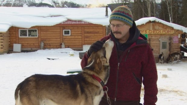 Yukon musher Ed Hopkins is competing in the 2016 Yukon Quest sled dog race.