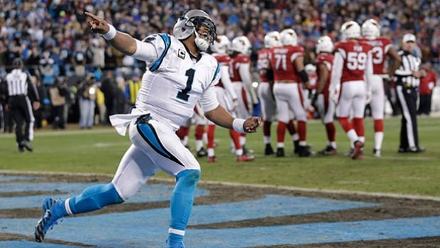 Cam Newton and the Carolina Panthers will face the Denver Broncos in Super Bowl 50 on Sunday.