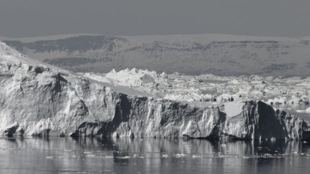 Greenland is losing about 8,300 tonnes of ice per second each day — ice that is melting on land and running into the water, as well as icebergs that are being discharged into Baffin Bay said William Colgan of Toronto's York University.