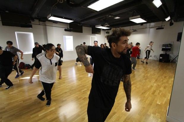 Suga Pop at Pulse Studios