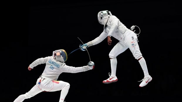 "U.S. sports federations were told that no one should go to Brazil ""if they don't feel comfortable going. Bottom line,"" said Donald Anthony, president and board chairman of USA Fencing."