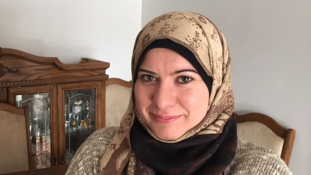 Nisreen Trad, a Syrian Canadian, says she's grateful to five Ottawa families who banded together to sponsor her brother.