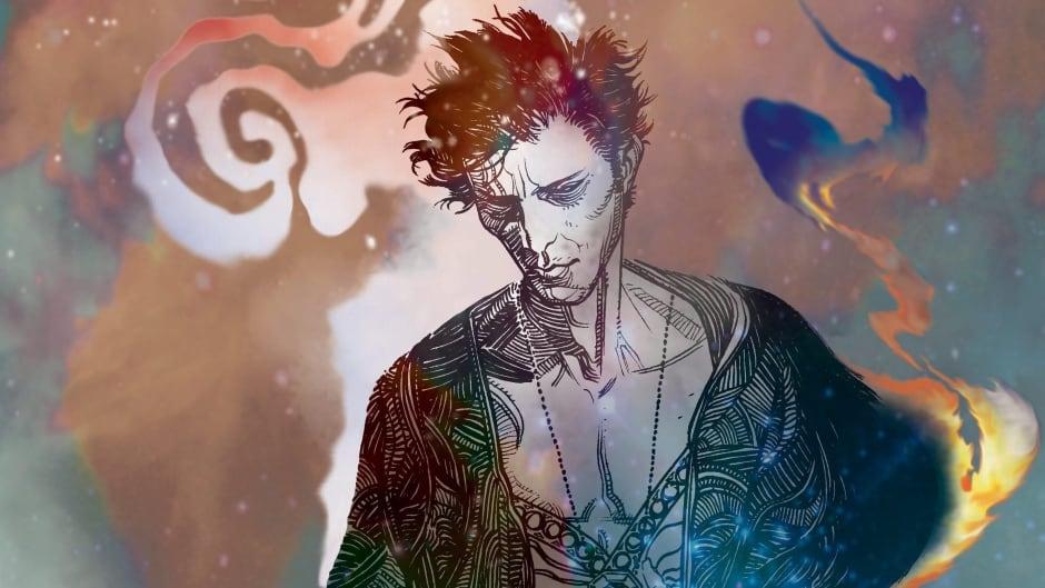 The Sandman is back. Neil Gaiman's famous dream explorer has resurfaced in a new series, The Sandman: Overture.