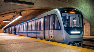 STM says 'lateral force' contributed to AZUR train damage