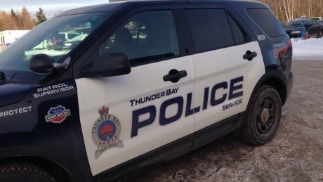 Thunder Bay police arrest man in connection with Tim Hortons stabbing thumbnail