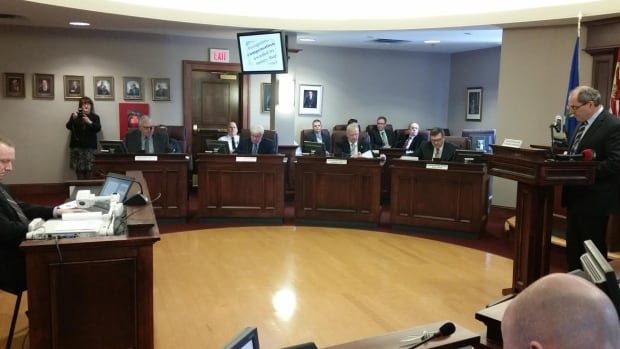 Chair of the Financial Services Committee, Coun. Frank Costa, brings down Summerside's 2016-17 budget, which includes major salary hikes for mayor and council.