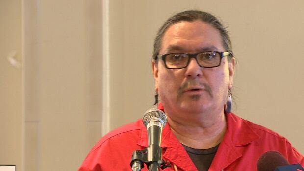 Ron Tremblay, chief of the Wolastoq Grand Council, says First Nations need more time to inform their members about the science behind resource development.