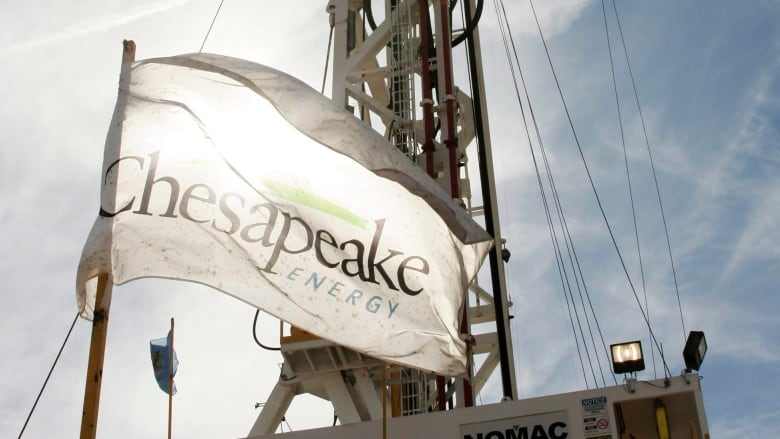 Chesapeake Energy files for Chapter 11 bankruptcy protection in the U.S.