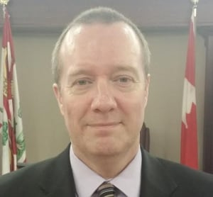 Summerside's Director of Financial Services Rob Philpott