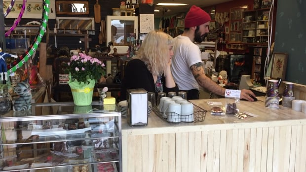 The Plan B Merchants Co-op started a café and is opening up its kitchen for other small businesses to use.