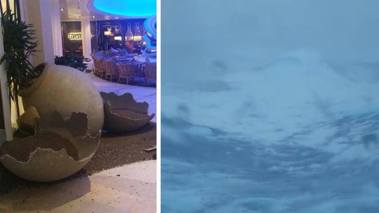Royal Caribbean Storm