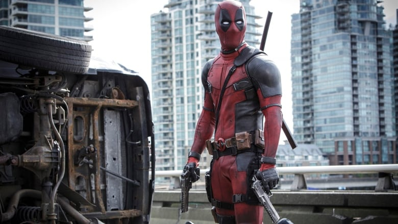 Deadpool movie receives milder 14A rating in Alberta   CBC News