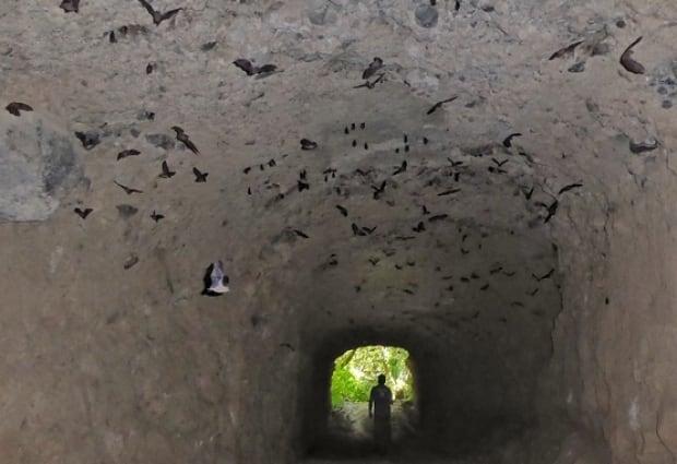 Brian Keating man-made cave