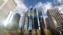 Calgary downtown towers