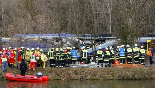 GERMANY-TRAIN/CRASH