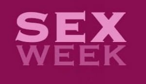 UPEI Sex Week logo