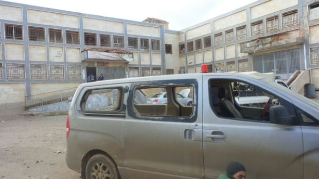 Doctors Without Borders says the airstrikes damaged the hospital's ambulance service so badly that it's no longer usable.