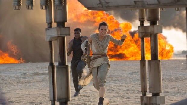Cineplex credits Star Wars: The Force Awakens for much of the boost in its record attendance and profit figures in the quarter ending Dec. 31, 2015. The movie debuted on Dec. 18 and quickly became one of the most popular movies the chain has ever shown.