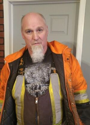 Dean Snow dump truck driver Change Islands