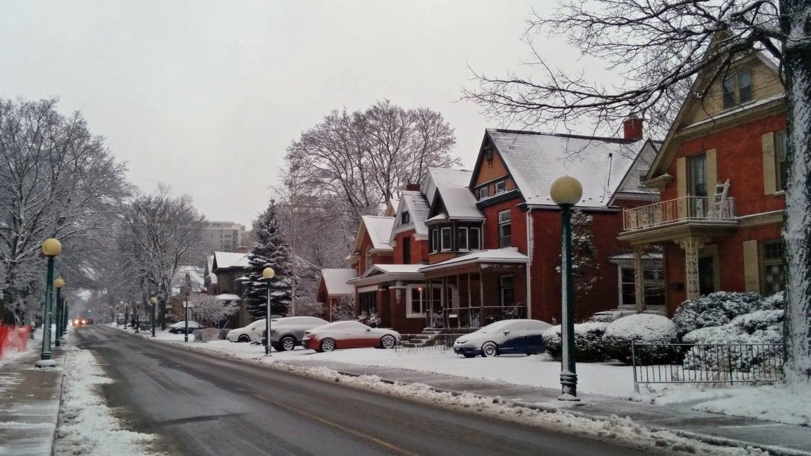 Weather Kitchener: Snowiest December In Waterloo Region Since 2000