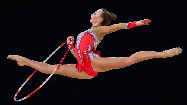 Canada's Patrica Bezzoubenko is shown in this 2014 file photo at the Commonwealth Games in Glasgow, Scotland.