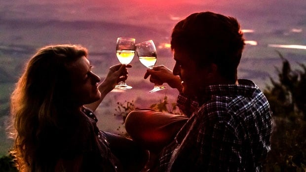 We can't guarantee there will be a romantic sunset, or that it will be short sleeves weather, but wine is always a great addition to your Valentine's Day plans.