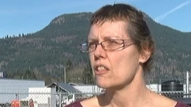 B.C. resident Charlotte Stephens says she was with her family at Botanical Beach when they found a shoe with what appeared to be a severed foot inside.