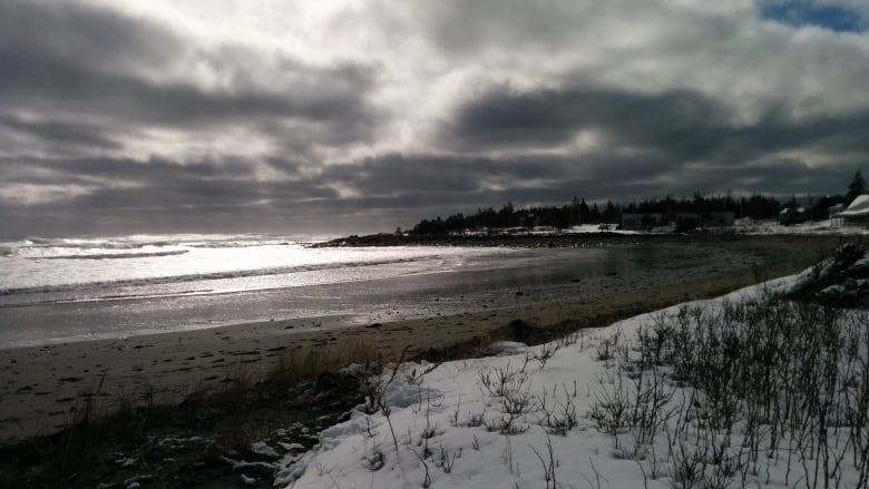 Sun and cloud in Nova Scotia as temperatures stay sub-zero