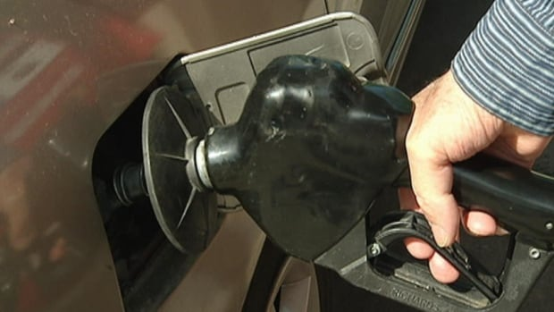 Gas prices in Edmonton are as low as 56.9 cents a litre.