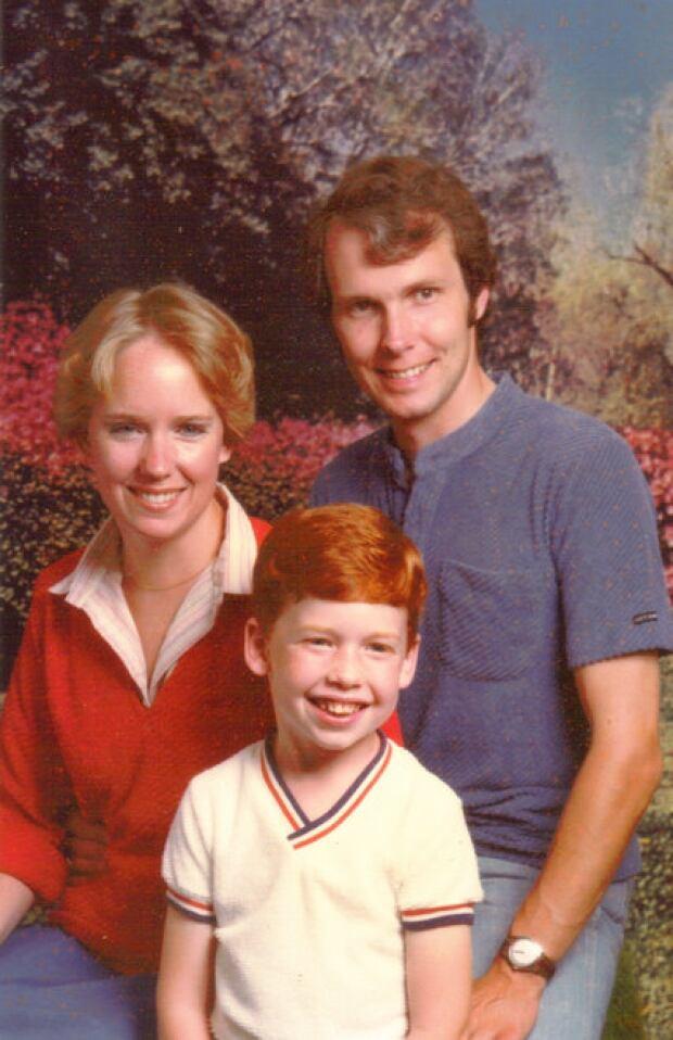 jeremy wilson in family portrait