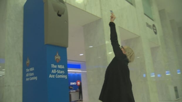 NBA All-Star BMO ATM