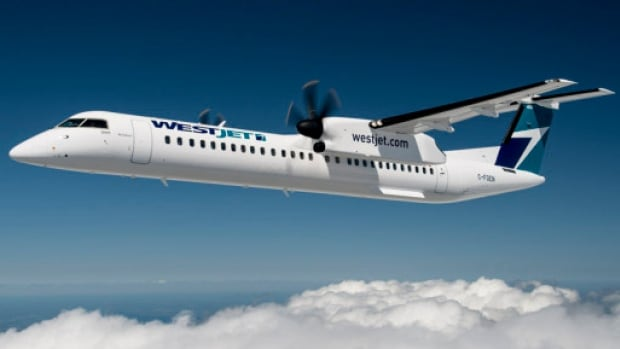 WestJet Encore, a wholly-owned subsidiary of WestJet, operates the Bombardier Q400, a member of the Dash 8 family.