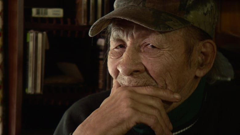 7bf03c6841d Massey has lived alone in a small cabin 50 kilometres south of Fort  McMurray for the past decade
