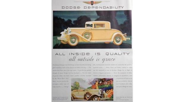Dodge Dependability