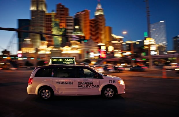 Vegas Cabs review industry after Uber makes them feel out of date Feb 9 2016