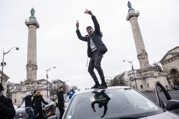 FRANCE UBER PROTEST