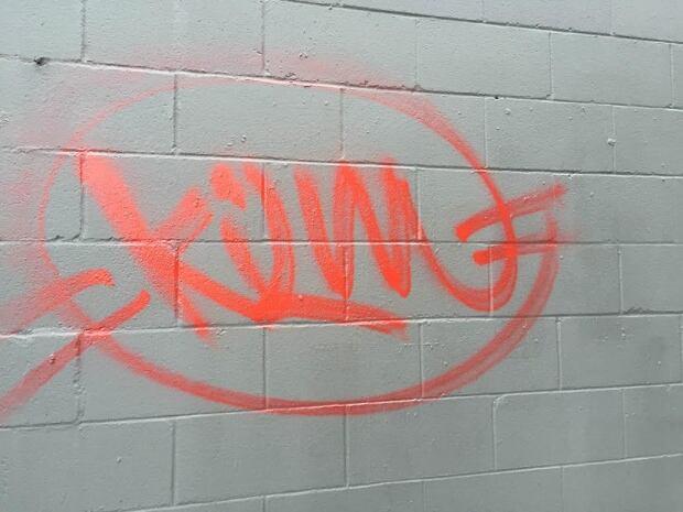 graffiti kensington
