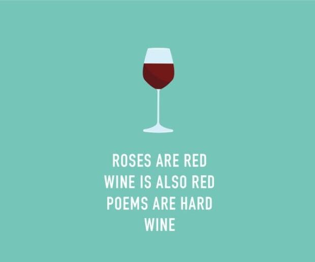 Classy Cards - wine