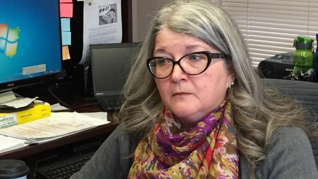 Tracy Zambory, president of Saskatchewan Union of Nurses (SUN), said SUN is disappointed with the lack of progress at the bargaining table. (CBC)