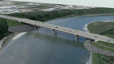 North Commuter Parkway rendering