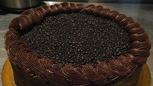Aphrodisiac Chocolate Cake