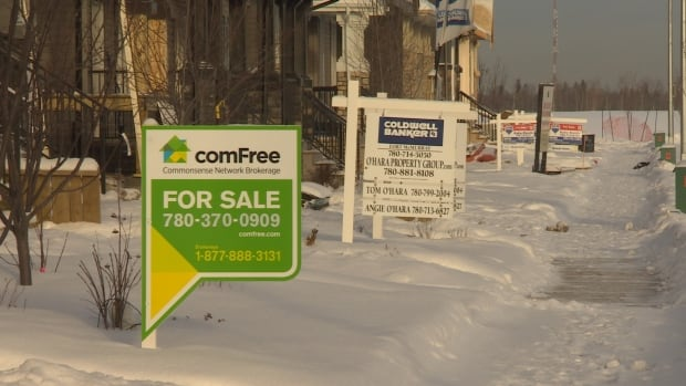 Houses for sale in Fort McMurray. It's a phenomenon Canadians across the country have seen before: the bust in a one-resource community made more painful by the enormity of the boom that came before.