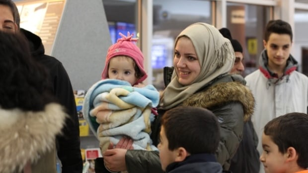 Cape Breton volunteers say they expect large families with young children under the government-assisted refugee program.